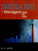 Statistical Tools For Managers (using Ms Excel)