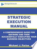 Strategic Execution Manual