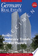 Germany Real Estate Yearbook 2007