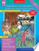 Strange And Unexplained Grades 4 8
