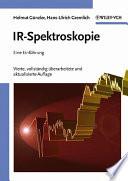 IR Spektroskopie