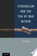 Federalism and the Tug of War Within Law Into Ever More Inter Jurisdictional Territory This Book