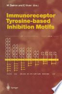 Immunoreceptor Tyrosine based Inhibition Motifs