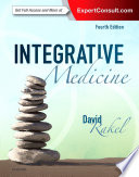 Integrative Medicine E Book