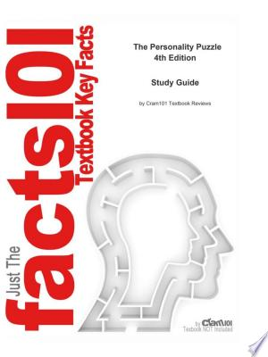 The Personality Puzzle - ISBN:9781467252140