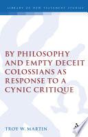 download ebook by philosophy and empty deceit pdf epub