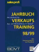 Jahrbuch Verkaufstraining 98/99