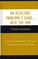 An assistant principal s guide   into the fire