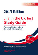 Life In The Uk Test Study Guide 2013 Epub Edition The Essential Study Guide For The British Citizenship Test