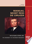 Manual Mont Reid De Cirug A