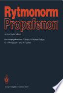 Rytmonorm Propafenon