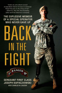 Back In The Fight : in a stryker vehicle were coming...