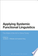 Applying Systemic Functional Linguistics