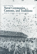 Naval Ceremonies  Customs  and Traditions