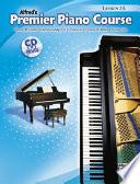 Alfred s Premier Piano Course  Lesson 2A