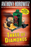 Three of Diamonds: A Diamond Brothers Mystery