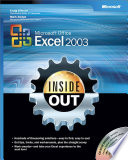 Microsoft® Office Excel 2003 Inside Out