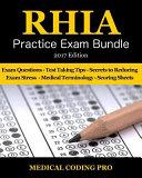 RHIA Practice Exam Bundle   2017 Edition