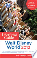 The Unofficial Guide Walt Disney World 2012