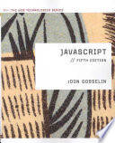 JavaScript: The Web Technologies Series