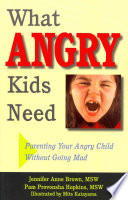 What Angry Kids Need