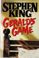 Gerald's Game-book cover