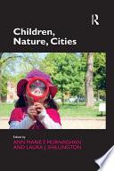 Children  Nature  Cities