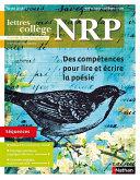 NRP Coll  ge   Des comp  tences pour lire et   crire la po  sie   Mars 2014  Format PDF