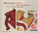 Patterns of Men s Dress 1600 1630