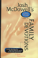 Josh McDowell s One Year Book of Family Devotions