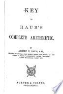 Key To Raub S Complete Arithmetic