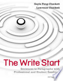 The Write Start: Sentences to Paragraphs with Professional and Student Readings