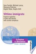 Vittime immigrate  Esigenze regolative e tutela dell identit   nella societ   complessa
