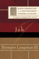 download ebook job (baker commentary on the old testament wisdom and psalms) pdf epub