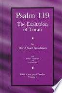 Psalm 119: The Exaltation of Torah
