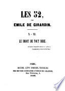Les 52. [Political tracts.]