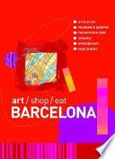 Art Shop Eat Barcelona