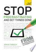 Stop Procrastinating And Get Things Done Teach Yourself Ebook Epub
