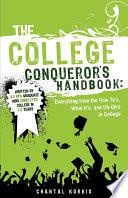 The College Conqueror S Handbook