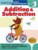 Kumon  Addition   Subtraction