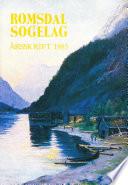 Romsdal Sogelag Årsskrift 1985