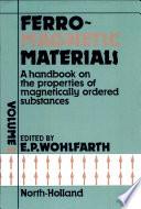 Ferromagnetic Materials book