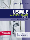 Kaplan Medical USMLE Master the Boards Step 3
