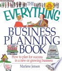 The Everything Business Planning Book