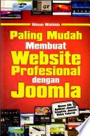 Paling Mudah Membuat Website Profesional dengan Joomla