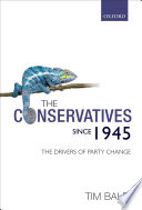 The Conservatives Since 1945