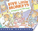 Five Little Monkeys Jumping On Bed Eileen Christelow Cover