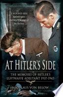 At Hitler s Side