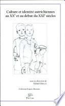 Culture et identité autrichiennes au XXe et au début du XXIe siècles Et De Ses Valses ;