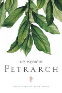 The Poetry Of Petrarch : from her lovely face; from that...